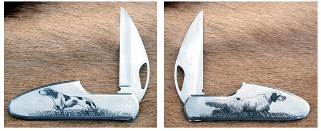 KNIFE POINTER SETTER